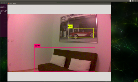 Jetson Nano – YOLO real-time object detection