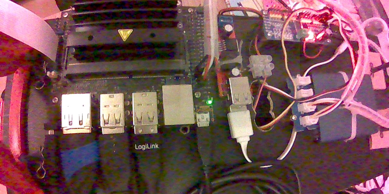 Jetson Nano – Raspberry Pi CSI wide angle camera
