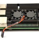Raspberry Pi 4 - aktive Kühlung