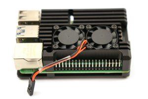 Raspberry Pi 4 cooler