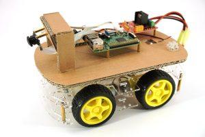 Roboter Auto Teil 1 2019