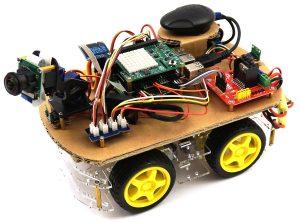 Roboter Auto Teil 2 2019