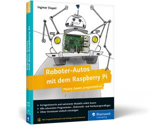 Roboter-Autos mit dem Raspberry Pi - 2016