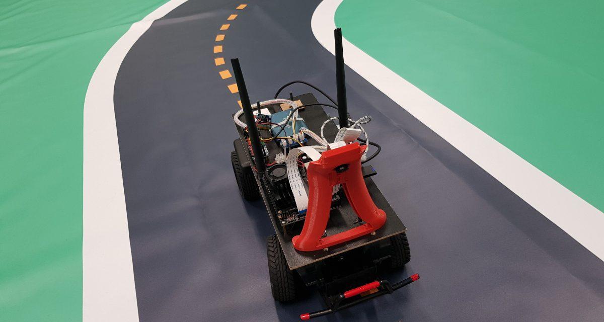 Autonom fahrendes Nvidia Jetson Nano AI Roboter-Auto – Vorbereitung
