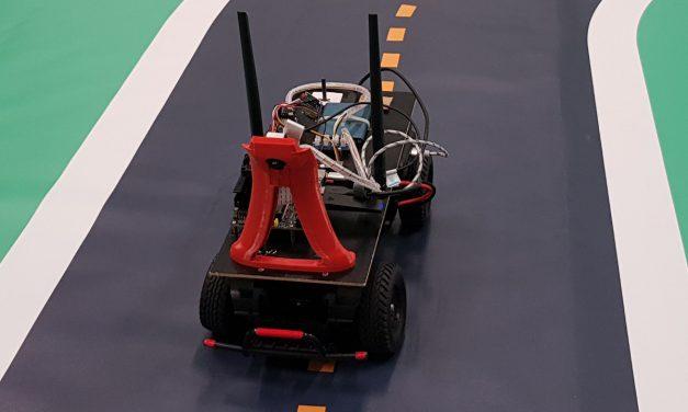 Autonom fahrendes Nvidia Jetson Nano AI Roboter-Auto – Konfiguration des Donkey Car Frameworks