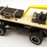 Autonomously driving Nvidia Jetson Nano AI robot car - software installation