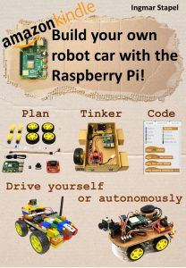 Build your own robot car with the Raspberry Pi Amazon Kindle