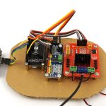 Building robots with the ESP8266 development board - Components