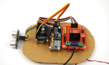 Building robots with the ESP8266 development board – Components