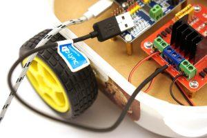 ESP8266 NodeMCU robot car micro usb cable