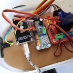 Building robots with the ESP8266 development board - servo motor control