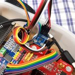 Building robots with the ESP8266 development board – Magnetometer