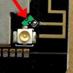 ESP32-CAM Roboter Auto mit live Video Stream selber bauen – externe WIFI antenne anschließen