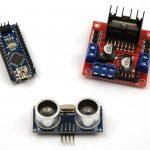 OpenBot - Dein Smartphone steuert ein Roboter Auto - benötigte Bauteile Teil 2-2