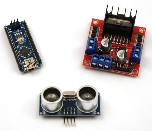 OpenBot components