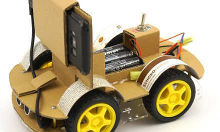 OpenBot – Your smartphone controls a robot car – Introduction