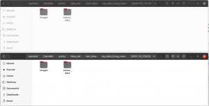 OpenBot folder structure