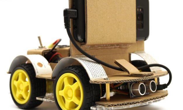 OpenBot – Dein Smartphone wird zu einem autonomen Roboter Auto – Einleitung