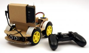 OpenBot ready to run