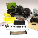 Jetson Nano Donkey Car – Komponentenliste
